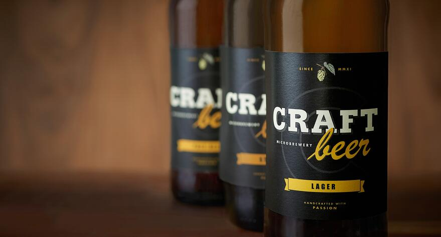 Making Your Craft Beer Label Design Stand Out